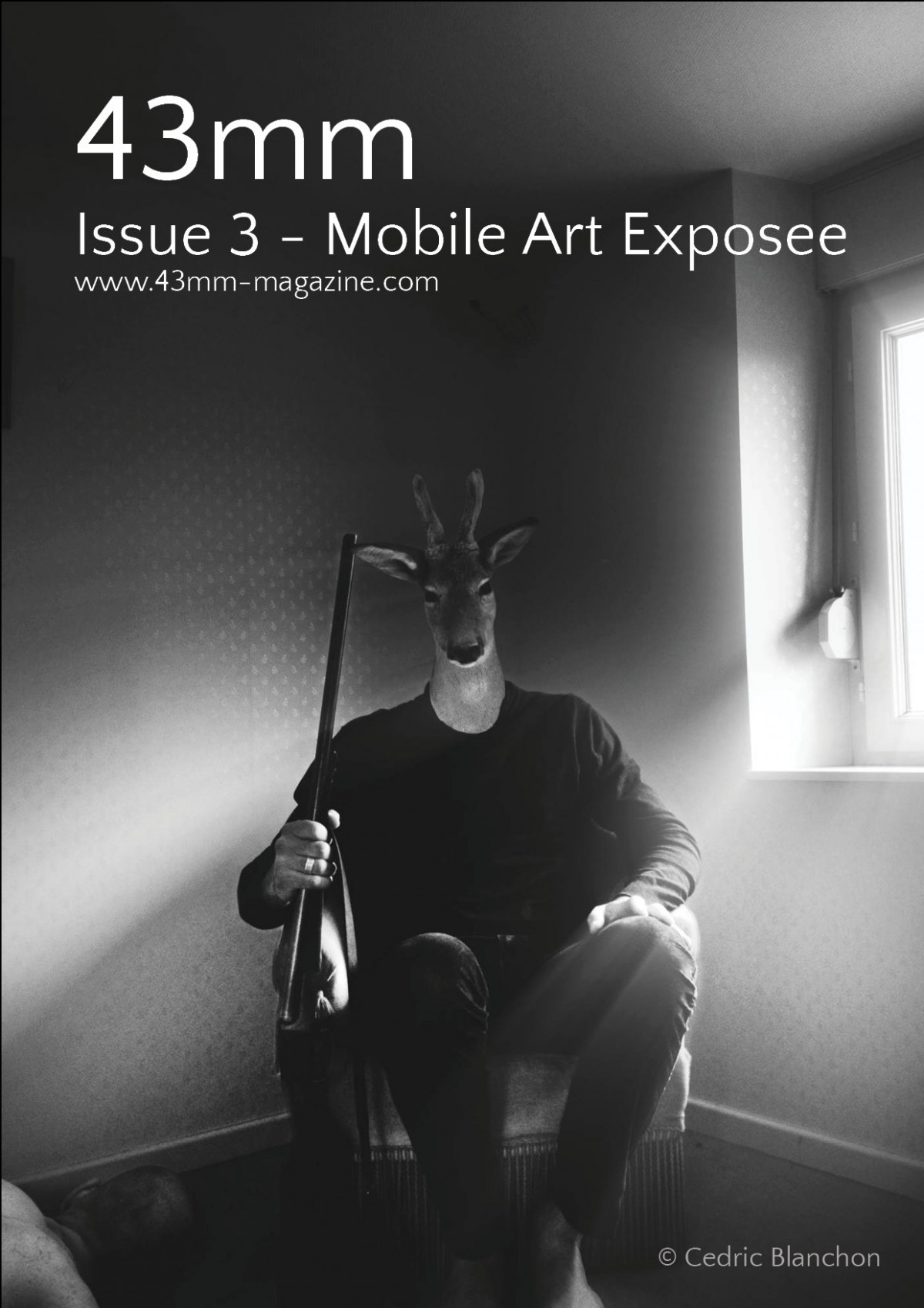 43mm Magazine Issue 3 - Mobile Art Exposée