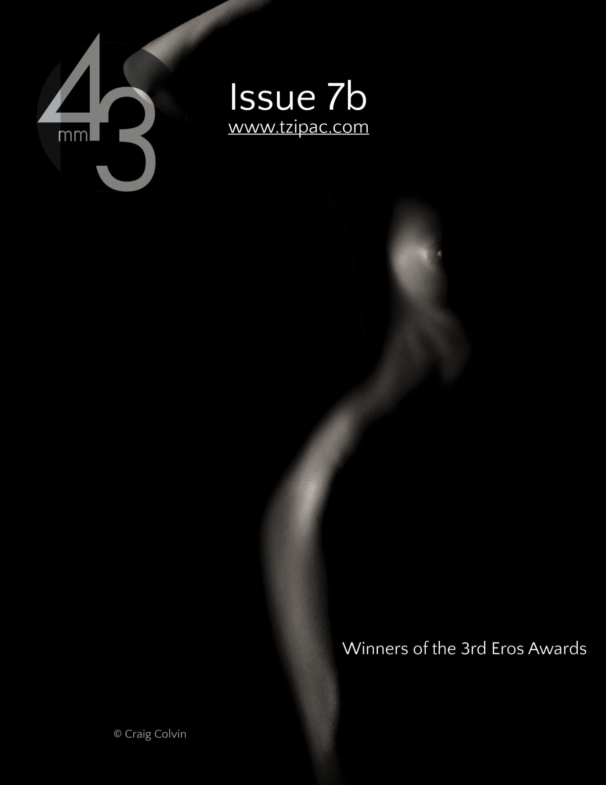 43mm Magazine Issue 7b - 3rd Eros Awards