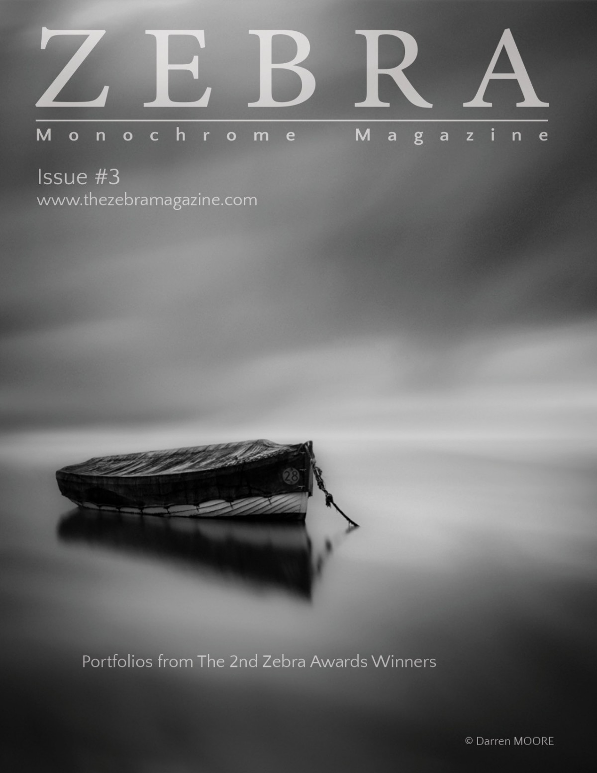 Zebra Magazine Issue 3 - Portfolios from The 2nd Zebra Awards Winners