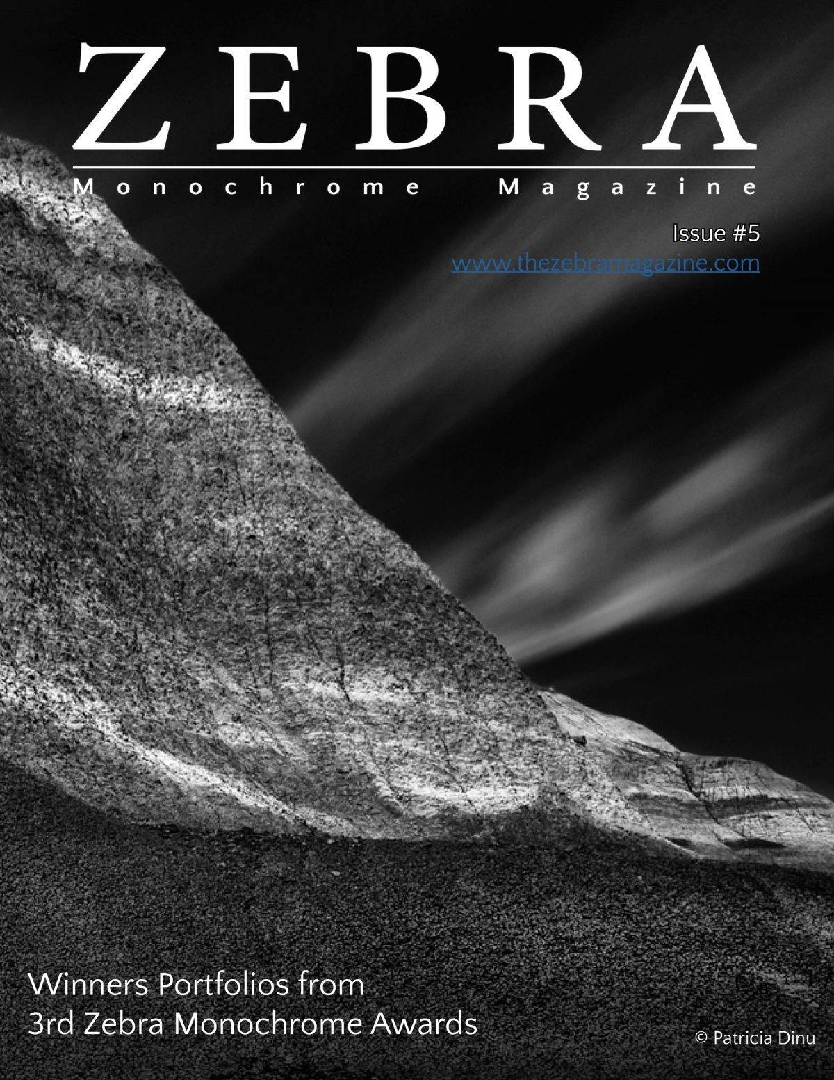 Zebra Magazine Issue 5 - Winners Portfolio from 3rd Zebra Monochrome Awards